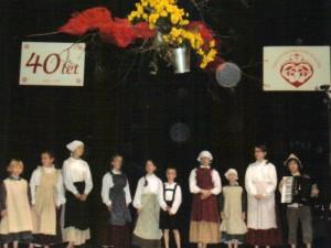 Otroške folklorne skupine v Šenčurju